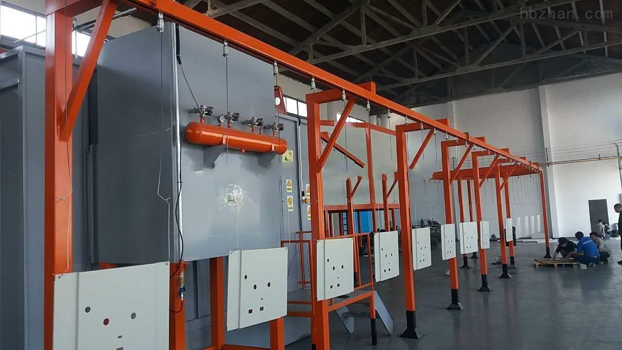 湖北涂装设备自动生产线常见故障以及解决方法